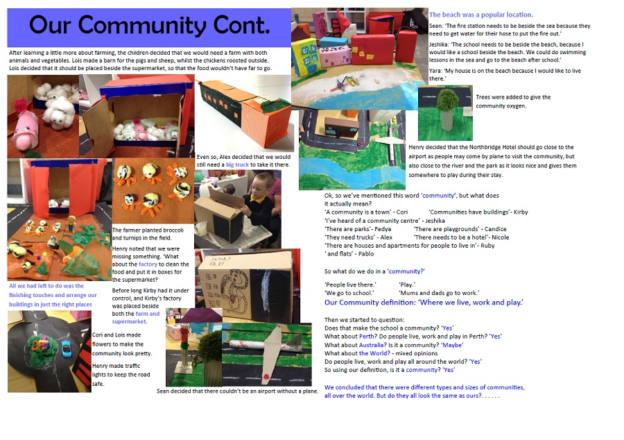 Our Community Page 3